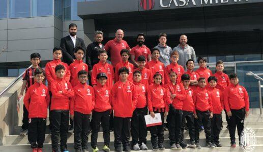 AC Milan Football Academies