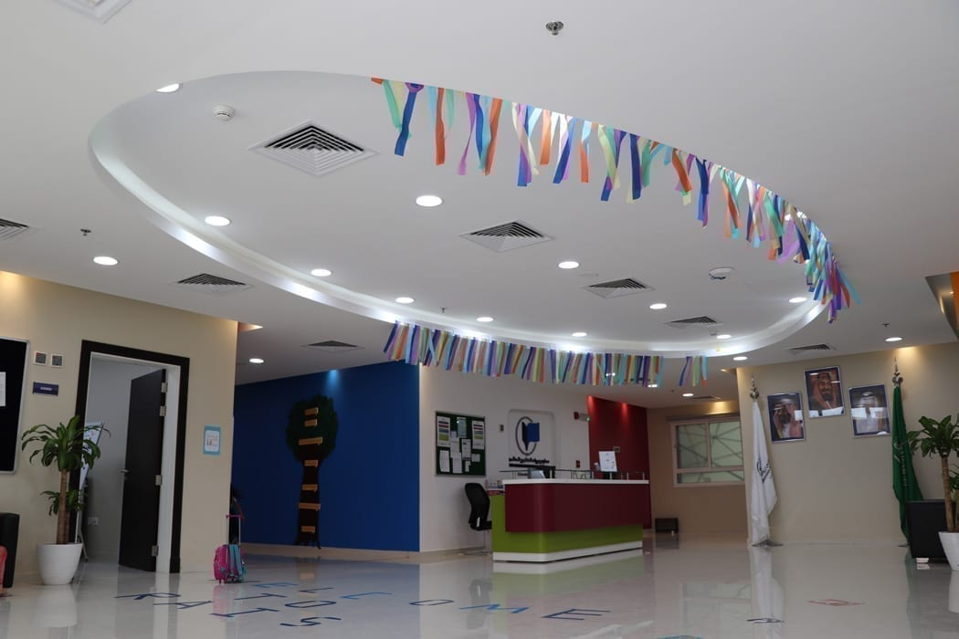 مدرسة عالمية للبنات في جدة - International School in Jeddah - مدرسة عالمية بجدة