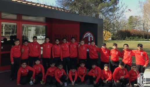 AC Milan Football Academies
