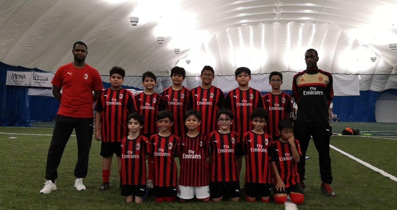 أكاديمية إيسي ميلان - AC Milan