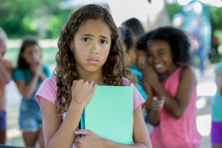 How to Make your child overcome the bullying?