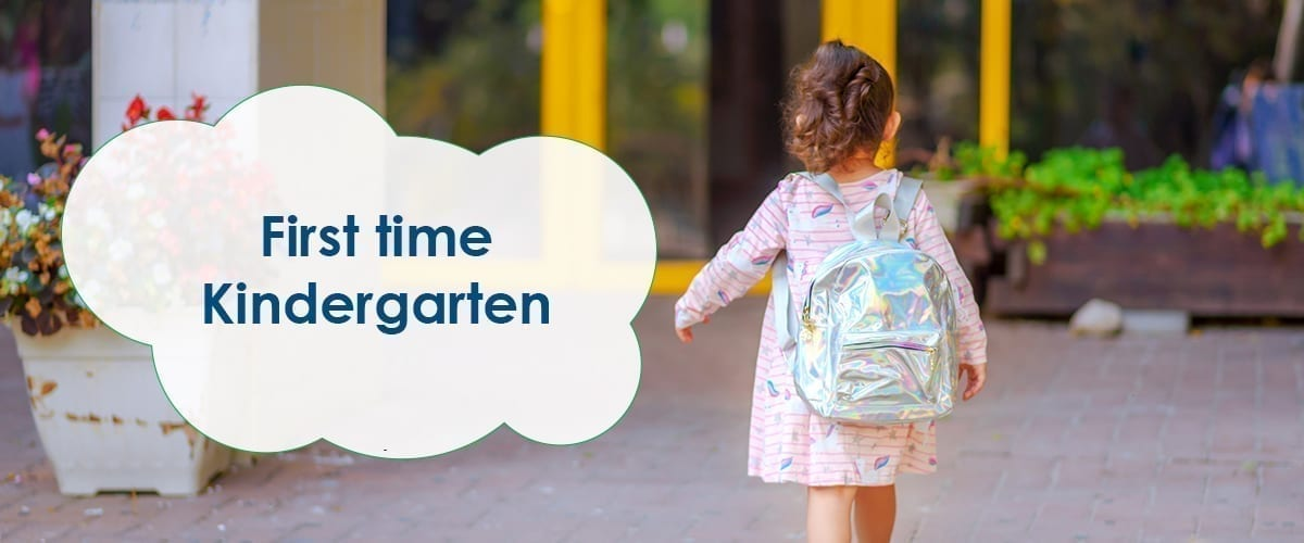 First time Kindergarten