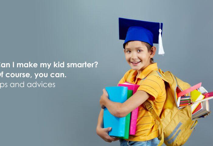 make kid smarter